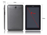 Wholesale MTK8377 tablet pc with dual sim card slot bulit in G phone call function GPS