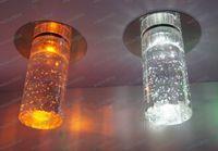 White bedroom tv mount - LLFA1972 LED new crystal pendant tube lighting aisle lights porch lamp bar bar TV background