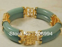 chinese jade jewelry - new arrive green chinese jade bead bracelet quot gift fashion jewelry