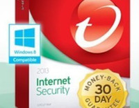 Antivirus & Security Home Windows Trend Micro Titanium Internet Security 2014 2013 1YEAR 1PC 1 year