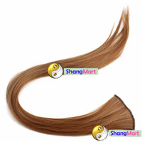 Wholesale X Popular Straight Clip In Hair Extensions quot Long