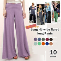 Wholesale 2013 new pants Candy colored wide leg trousers wild slik yarn fit and flare colors women fashion harem yarns MLH003