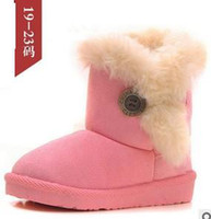 Winter   2013 Children wear non slip in ugg boots