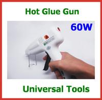 Wholesale 60W V Hot Glue Gun Crafts Repair Tool Professional Glue Sticks As Free Gift