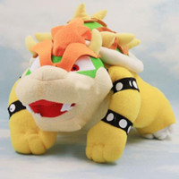 Wholesale Super Mario Bros King Bowser Koopa Soft Toy Plush Animal quot Doll