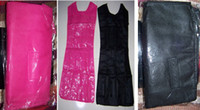 Wholesale Little Black Dress Hanging Jewelry Organizer Accessories Bag Through Pockets Worldwide Black or Pink