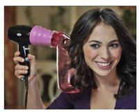 Wholesale New arrival Air Curler Soft Curl Hair Dryer Wind Spin Hair Dryer Attachment Curl Diffuser Hair care curling tool