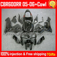 7gifts+ Cowl 100% Injection For HONDA CBR600RR F5 05 06 Facto...
