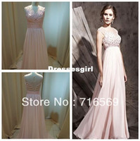 Wholesale Real samples Sexy New Crycle beaded bodice Evening dresses prom dresses