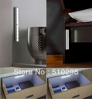 Wholesale led infrared detection sensor LED light for car trunk cellar cave wardrobes cabinets cupboards use battery adhesive paste