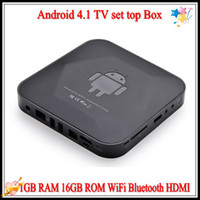Wholesale MINIX NEO X5 GB Flash RK3066 Dual Core Cortex A9 Set top box Wifi Bluetooth D G Media player Smart TV Box with