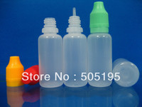 Wholesale ml LDPE bottle with tamper amp childproof cap drop bottle by UPS or Fedex plastic drop bottle