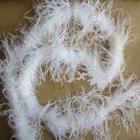Carnival Christmas Halloween Wedding  ostrich feather boas - Ostrich Feather Boa Puff Marabou Boa Feather Scarf Party Wedding Decoration