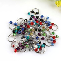 Wholesale Nose Piercing Nose Ring With Diamond Nose Piercing Jewelry Body Piercing Jewelry Colors