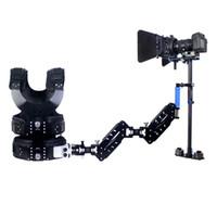 Wholesale 1 kg Carbon Fiber Stabilizer Steadicam Camera DSLR Video Steadycam Vest Arm