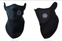 Wholesale New Neoprene Ski Snow Black Snowboard Moto Face Mask Neck Warm Sport Warmer Scarf