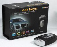 None   HD 720P spy car key camera hidden pinhole camera mini DV DVR video recorder