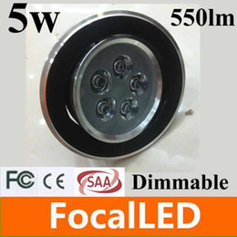 20x European and American 2013 noble style 5x1W LED ceiling light,black shell,led down light warm white cool white AC85-265v