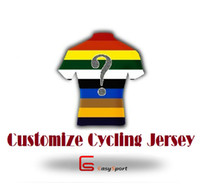 Wholesale customized Man and Women cycle clothing cycling jersey cycling vest bike wear bicycling apparel