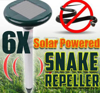 Wholesale Australia Solar Electronic Snake Repeller High Quality amp Environmentally Friendly Free EMS