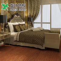 Wholesale Fashion bee wax waterproof household compound floor laminate flooring