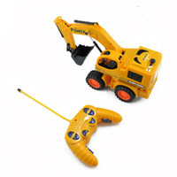 Wholesale 2015 Large wireless remote control excavator remote control truck