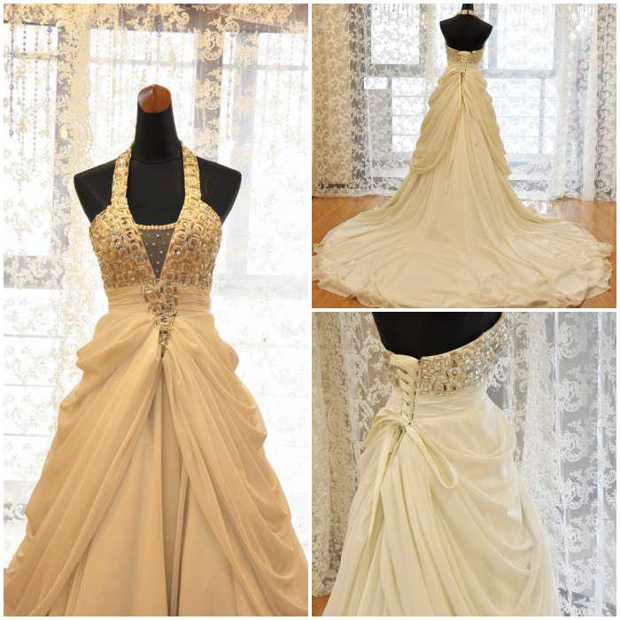 custom made wedding dresses london