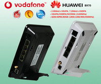 Wholesale 5pcs Huawei B970 G WiFi Wireless Router USB modem unlock EMS