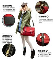 Women Plain PU Hot Sell New Designer Lady Shoulder Bag Women Boston Handbag PU leather Bag Free EMS L242