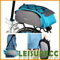 Wholesale Pannier Bag backpack hand bags After The Bike Rack MTB Bike Bag Seat Bags Color Shoulder Bag HW0293