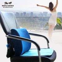 Wholesale waist support back cushion tournure pillow maternity lumbar protection support medium softness car chair seat use