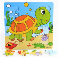 Wholesale Wooden Puzzle Baby Jigsaw Puzzle Educational Toys for Children for choose Christmas gifts