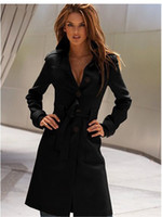 Wholesale new European and American women s thickened Cashmere coats stylish and long coat women woolen Outwear