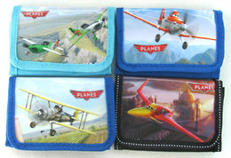 Newly hot Free shipping 60 pcs New Design Planes Wallets Purses fashion wallet Wholesale