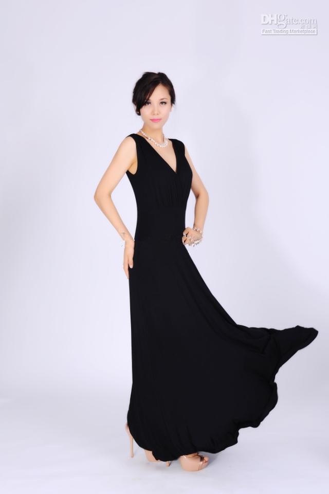 Black evening dress debenhams