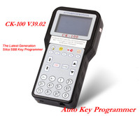 Wholesale CK Key Programmer CK100 Auto Key Pro Tool New Silca SBB Latest Genetation CK Car Key Programmer Free Shpping
