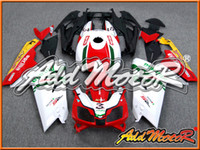 Wholesale Addmotor Fairing For Aprilia RS125 RS Red White Green A1212 Free Gifts