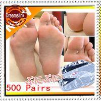 Wholesale 500 pairs pairs Exfoliating Foot Mask foot care mask foot care health care baby foot
