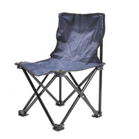 Wholesale Small multifunctional folding fishing chair fishing chair stool outdoor chairs fishing chair