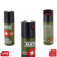Wholesale 2014 NEW Self Defense Device Pepper Spray ml by HK post