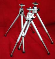 Wholesale Universal Mini Travel Aluminum Metal Lightweight Tripod Support Stand Mount for Digital Camera Webcam
