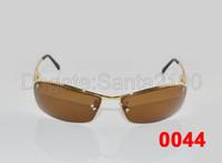 Wholesale 1pcs Mens Polarized Sunglasses Designer Sun Glasses Eyewear Discount Price Half Frame Best Seller