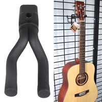 Wholesale Guitar Wall Mount Hanger with Steel Hook for Guitar Hanging Lots100