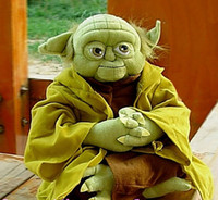 Wholesale Star Wars YODA quot Soft Stuffed Plush Doll Toy