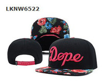 Wholesale Beauty888 hot Flower dope hat Snapback sports snakeskin snapback Hats sports teams caps baseball hats fifty fitted adjustable caps