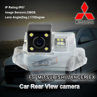 Car Camera backup camera system - Japanese car backup camera system waterproof wide angle night vision vehicle camera For MITSUBISHI LANCER LANCER EX