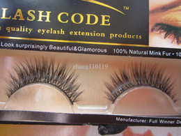 Wholesale New release Real Thick Mink Strip Lashes False Individual Eyelashes RMZ02