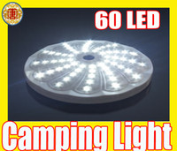 Wholesale Hot S5Q Adjustable Led Portable Lantern UFO Tent Camping Light Lamp Flash Torch