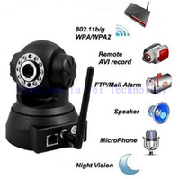 Wholesale Security Day amp Night Vision WPA Internet Wifi Wireless IP Camera