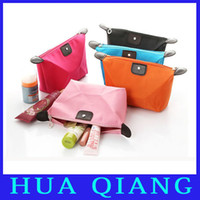 Wholesale New Krean style lady s cute makeup purse handbag convenient to carry
